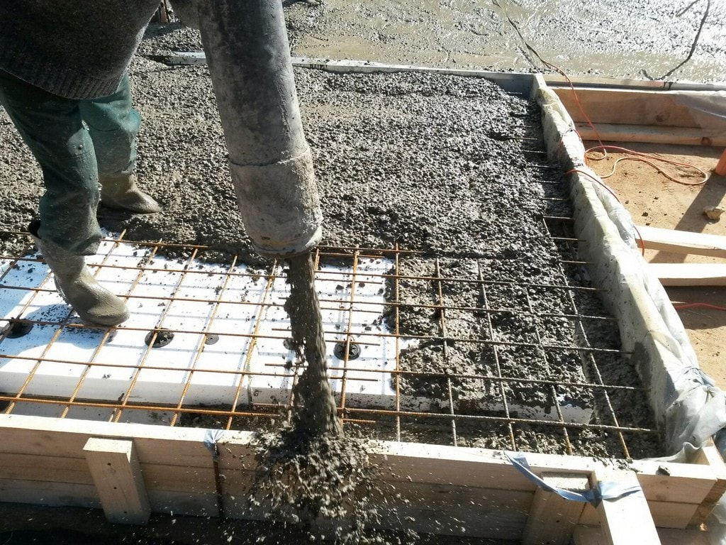 бетон для фундаментов