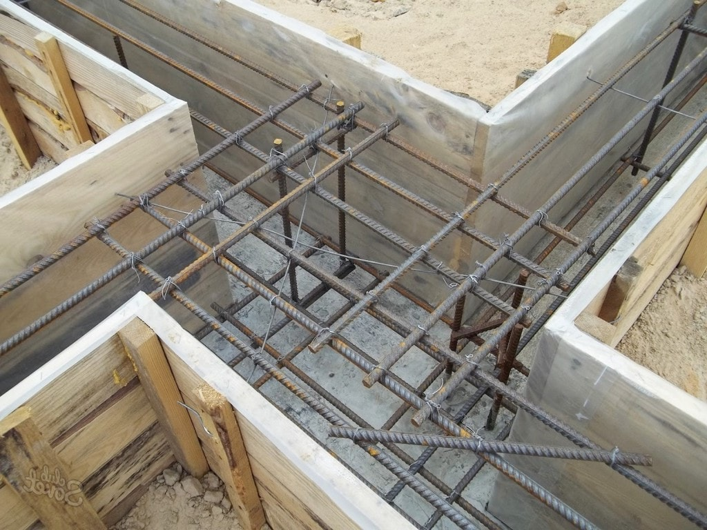 Гидроизоляция фундамента для дома из пеноблоков элакор-эд наливной пол цена