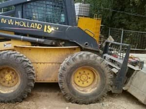 Минипогрузчик New Holland