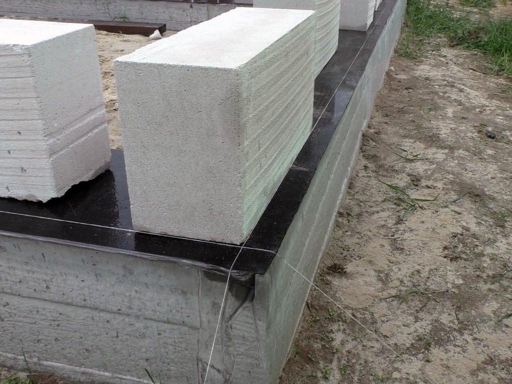 Гидроизоляция фундаментов в спб и лен обл мастика элур м как разводится